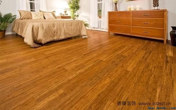 竹木地板优缺点