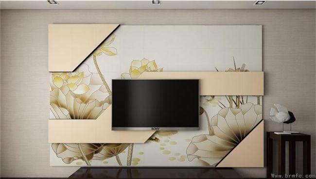 小户型电视墙设计