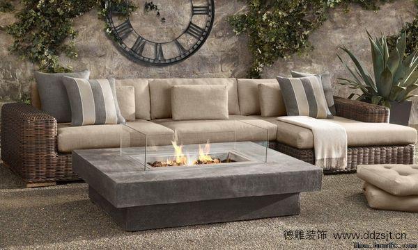 藤艺沙发有哪些优缺点呢?