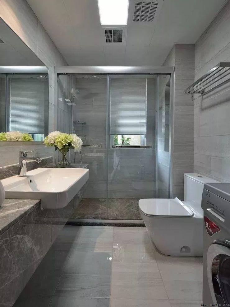 卫生间隔断的选择,梵纯设计