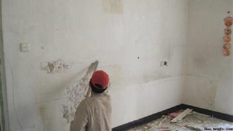 毛胚房装修时要不要铲原墙?【温江装修公司】