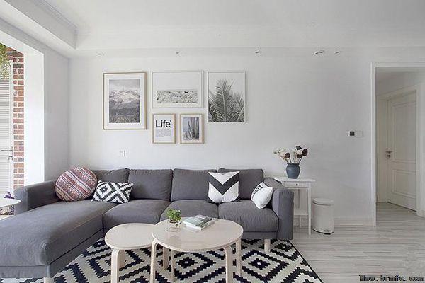 墙面装饰画的技巧和墙面装饰画的选择【家装知识】
