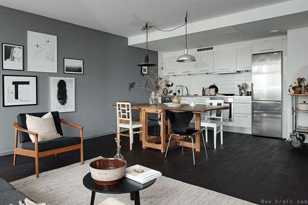 成都70平米的房子大胆装修,装出来得效果大吃一惊【温江装修公司】