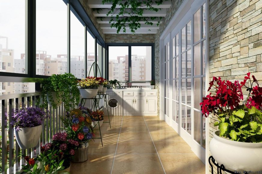 阳台装修注意事项、细节,阳台的装饰设计【温江装修公司】