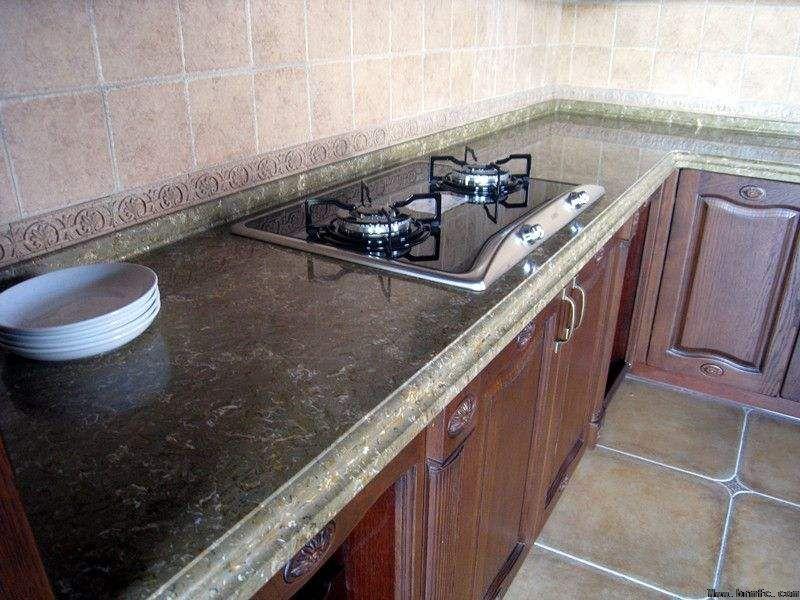 橱柜是家庭装修中不可缺少的一部分。橱柜台面石材有哪些 ?