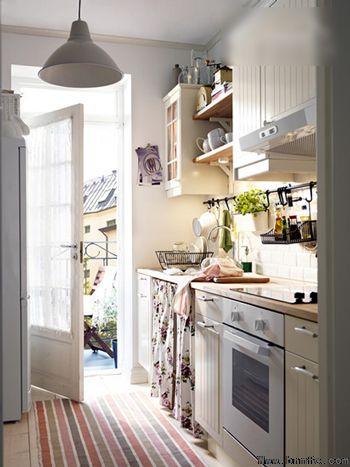 厨房色彩搭配,这样来,梵纯设计来帮你