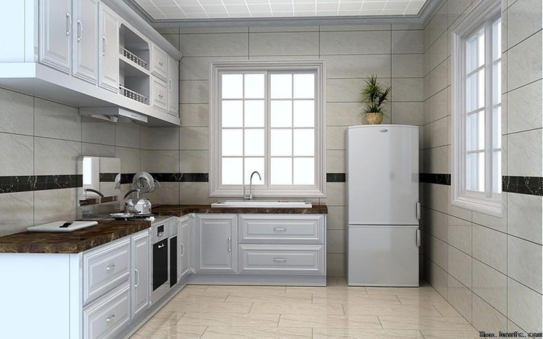 分享几个厨房装修案例,你想要的这里都有【温江装修公司】
