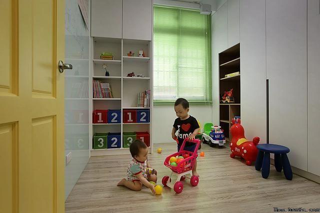 家里有孩子应该如何装修,小孩房间装修【温江装修公司】