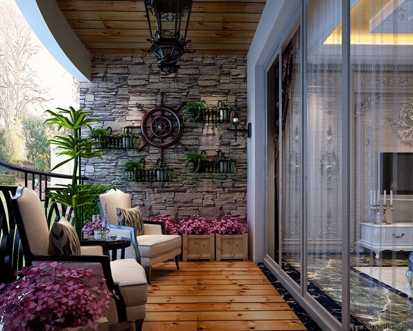 梵纯高端设计分享:你家别墅装修还可以装北欧混搭风格的感觉,温江装修公司