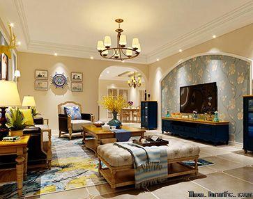 梵纯装饰让墙面不在单调,温江装饰公司