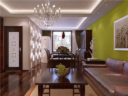 中式装修地面材料知识分享 中式风格地面如何装修,温江装修公司