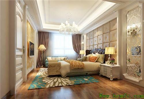 温江出名的装修公司打造经典卧室,从此让家不平凡【梵纯设计】