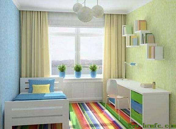温江装修公司教您客厅窗帘选用什么样好