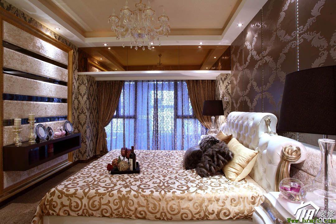 温江装修嵌入式衣柜,小户型福音,卧室多出这么多面积