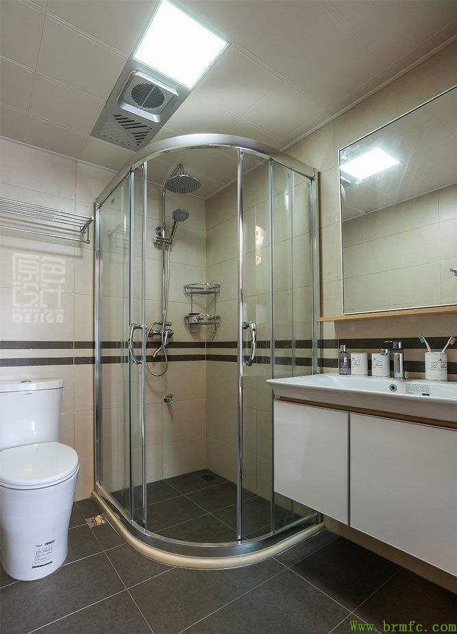 卫生间风水学说,蹲便器,镜子放对位置改变家庭运势